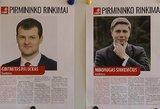 Socialdemokratų pirmininko rinkimai atpūs naujų vėjų ir koalicijoje?