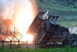Branduolinį ginklą turinti Šiaurės Korėja demonstruoja jėgą: atmetė taikos galimybes