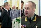 GRU vadų mirtys: vienam sveikata subjuro po susitikimo su Putinu