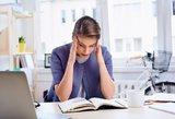 Sergantis darbuotojas: pavojus, kurio nepageidauja kolegos ir darbdaviai