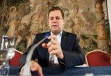 Tomaševskis kandidatus į ministrus žada pateikti jau artimiausiomis dienomis