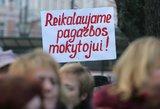 Pedagogai ruošiasi naujai reformai: būgštauja, kad darbo neteks tūkstančiai