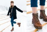 Šaulytė pataria: bjaurūs batai – populiarumo viršūnėje