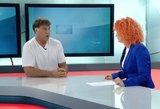 Išskirtinis TV3 interviu: Marčiulionis paaiškino, kodėl užleido vietą Jakeliūnui