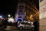 Kruvinas išpuolis Paryžiuje: peiliu ginkluotas vyras badė žmones