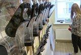 Išskirtinė parduotuvė Vilniuje: norint apsipirkti reikia ateiti jau pasiruošus iš anksto