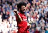 """""""Juventus"""" pateikė pasiūlymą """"Liverpool"""" – nori suvienyti Ronaldo ir Salah"""
