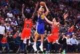 Įspūdinga: Klay Thompsonas pagerino NBA tritaškių rekordą