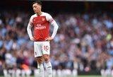 """Grėsmė sezonui: Londono """"Arsenal"""" gavo netikėtą antausį Prancūzijoje"""