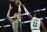 Įvertinimas Saboniui – lietuvis tarp 50-ies geriausių NBA atkrintamųjų žaidėjų