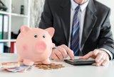 Slūgsta tiesioginių investicijų srautas į Lietuvą