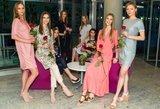 Lina Anušauskienė sužibėjo kaip modelis: tai – ne pirmas kartas