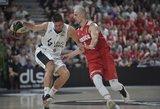 Kalnietis pirmą kartą tapo Prancūzijos krepšinio lygos čempionu