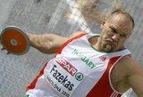 Dopingas: kai skambios pergalės tampa gėda