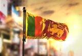 Šri Lankos prezidentas beveik mėnesiui stabdo šalies parlamento darbą