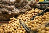 Pirmųjų bulvių kainos – akis išpūsti vertę skaičiai greitai krenta
