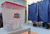 Kodėl mažai latvių atėjo į rinkimus