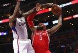 """Neįtikėtinas """"Rockets"""" spurtas 40:15 paskutiniame kėlinyje padėjo išplėšti pergalę"""