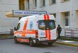 Tragedija Šiaulių įmonėje: iš aukštai kritęs darbuotojas dėl gyvybės kovoja reanimacijoje