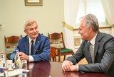 Patarėjas: prezidentas Pranckiečio darbą vertina teigiamai