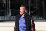 A.Schwarzeneggeris rodo pavyzdį D.Trumpui: junkitės, prezidente