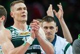 LKL: žalgiriečiai iš Šiaulių išsivežė pirmąją oficialią sezono pergalę