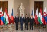 Rytinės ES šalys pritaria Vakarų Balkanų valstybių narystei bloke