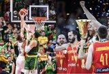 """Pasaulio čempionatas: Lietuva, """"prakeiktas pokštas"""", laimėtojai ir visiški """"lūzeriai"""""""