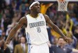 """""""Žalgiryje"""" rungtyniavęs NBA žaidėjas Ty Lawsonas vėl prisidirbo"""
