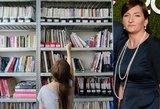 Lietuvą paliesiančią permainą A. Landsbergienė prilygino pleistro klijavimui ant pūlinio