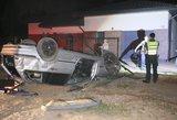 Girtas vaikinas su BMW be elektros paliko visą kaimą Vilniaus rajone