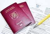 Užsienio lietuviai pritaria Lietuvio kortai, bet siekia dvigubos pilietybės