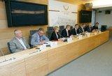 NSGK paskelbė verdiktą verslo įtakos politikams tyrime