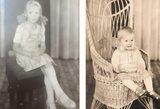 Garsios sesutės vaikystėje: ar atpažinsite jas?