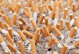 Seimas turi naujienų rūkaliams