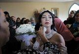 Vestuvių siaubas: neskaisčią nuotaką musulmonai nužudo