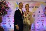 Šoka geriausiai žemyne: Sodeika ir Žukauskaitė – Europos čempionai
