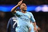 """Anglijoje – įtikinama """"Manchester City"""" pergalė: grįžo į viršūnę"""