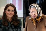 Drastiškai keičiasi Middleton ir Williamo Kalėdos: bus priversti švęsti tik su karaliene