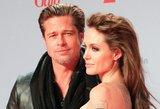 Bradas Pittas: abiejų krūtų pašalinimas skambėjo bauginančiai