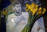 """Skrydyje žuvusio futbolininko žinutės veria širdį: sakė """"ne"""", bet mirė dėl svetimų pinigų"""