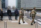 Briuselyje dirbanti lietuvaitė: žmones ištiko panika