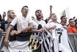 """""""Juventus"""" užmojai ties C.Ronaldo nesibaigia – netrukus varžysis su Kauno """"Žalgiriu""""?"""