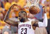 10 daugiausiai uždirbančių NBA finalo krepšininkų