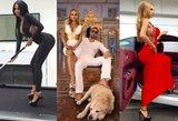 """""""Playboy Mansion"""" kopija: multimilijonierius savo viloje kuria haremą"""