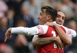 """6 įvarčių Šiaurės Londono trileryje stipresni buvo """"Arsenal"""""""