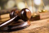Darbuotojus menkinusi ir bylas vilkinusi teisėja sulaukė verdikto