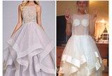 Internetu užsakytos išleistuvių suknelės privers aiktelėti: tokios katastrofos nesitikėjo