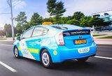 """""""Smart Taxi"""" automobilių parką didina 30 procentų"""