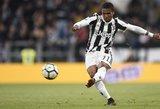 """Italijoje – užtikrinta """"Juventus"""" pergalė ir dvejos nulinės lygiosios"""